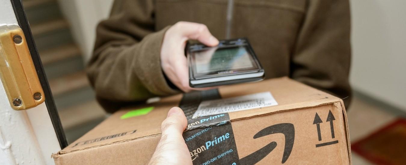 Amazon gps pacchi smarriti e rubati