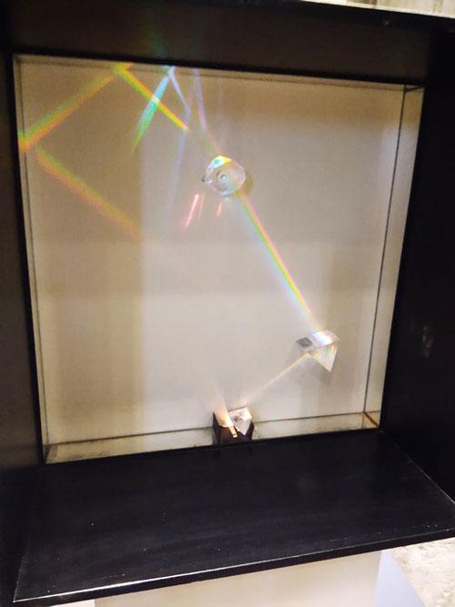 Alberto Biasi Light Prism Biennale di Venezia