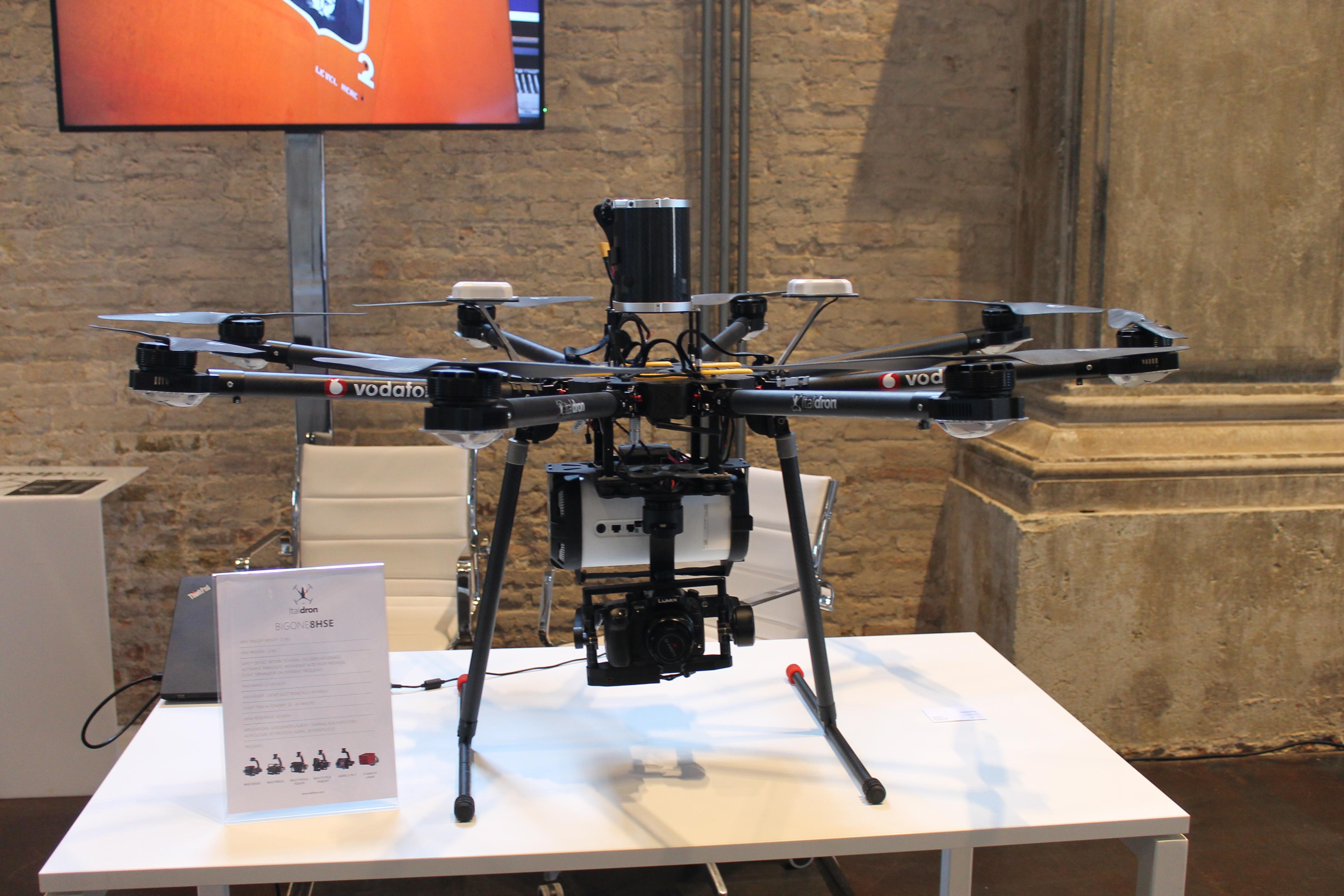 Innovazione SocialeInnovazione Sociale Drone Tech Festival Il Foglio