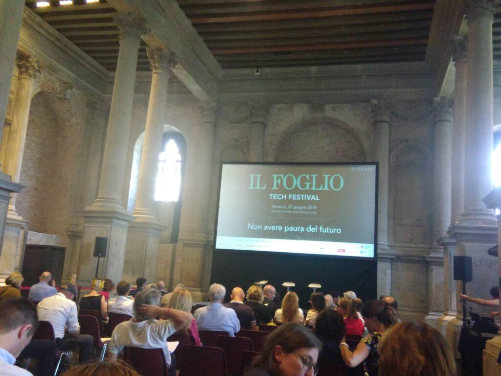 Tech Festival Il Foglio
