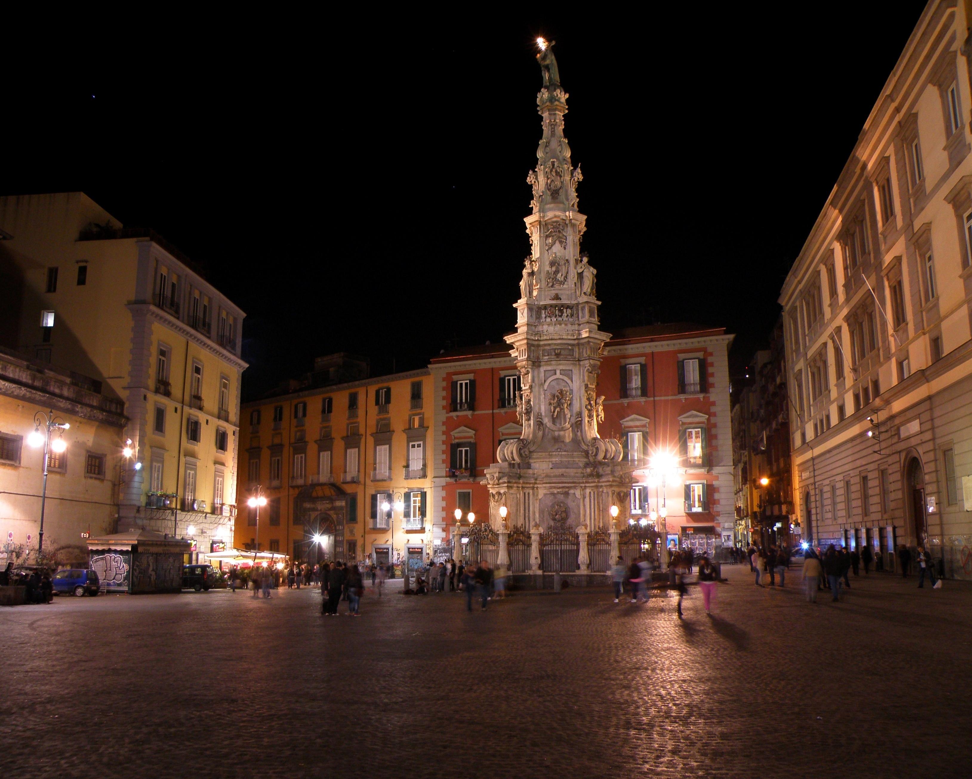 Piazza del Gesù Napoli